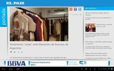 Imágen 4 de El Pais Uruguay para android