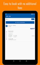Imágen 10 de Vuelos baratos para Spirit Airlines y Low Cost para android