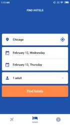 Screenshot 5 de Vuelos baratos para Spirit Airlines y Low Cost para android