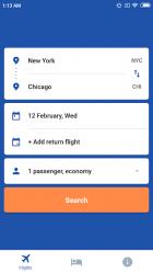 Screenshot 2 de Vuelos baratos para Spirit Airlines y Low Cost para android
