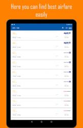 Screenshot 12 de Vuelos baratos para Spirit Airlines y Low Cost para android