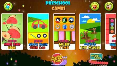 Captura de Pantalla 1 de Kids Preschool Learning Games para windows