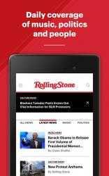 Captura 7 de Rolling Stone Magazine para android