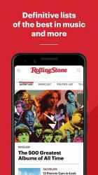 Captura de Pantalla 4 de Rolling Stone Magazine para android
