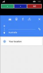 Captura 5 de Navigation MAPS para windows