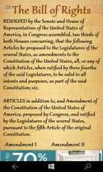 Imágen 3 de The United States Bill Of Rights para windows