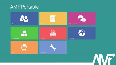 Screenshot 1 de AMF Portable para windows