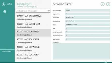 Captura de Pantalla 6 de AMF Portable para windows