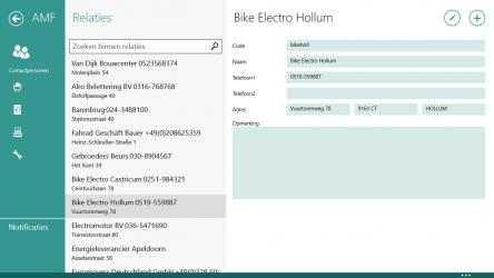 Screenshot 3 de AMF Portable para windows