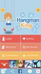 Screenshot 10 de Hangman King para windows