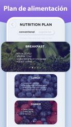 Captura de Pantalla 9 de Perder peso en 30 días - Entrenamiento en casa para android