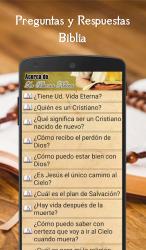 Imágen 8 de Preguntas y Respuestas Biblia para android