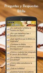Imágen 3 de Preguntas y Respuestas Biblia para android