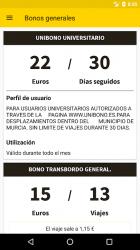 Imágen 6 de Autobuses LAT Murcia para android