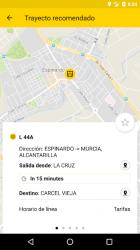 Captura 5 de Autobuses LAT Murcia para android