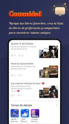 Captura 6 de Bookista - La mayor app de novelas web en español para android