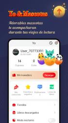 Captura 7 de Bookista - La mayor app de novelas web en español para android