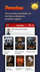 Captura de Pantalla 3 de Bookista - La mayor app de novelas web en español para android