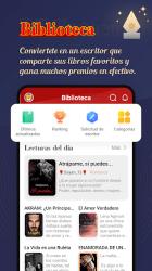 Screenshot 5 de Bookista - La mayor app de novelas web en español para android