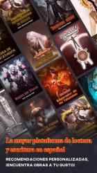 Screenshot 2 de Bookista - La mayor app de novelas web en español para android