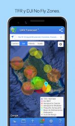 Imágen 6 de UAV Forecast para DJI Quadcopter y UAV Pilotos para android