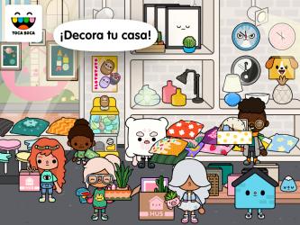 Captura de Pantalla 10 de Toca Life: Neighborhood para android