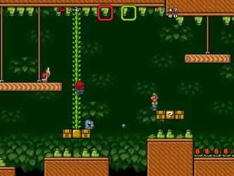 Screenshot 3 de Super mario X para windows