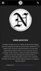 Captura 7 de Periódico El Nacional para android