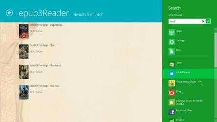 Imágen 3 de ePub3 Reader para windows