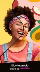 Captura de Pantalla 5 de ToonMe: Editor de fotos de caricaturas de ti mismo para android