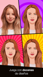 Screenshot 6 de ToonMe: Editor de fotos de caricaturas de ti mismo para android