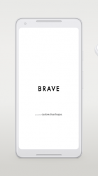 Captura de Pantalla 2 de Brave App para android