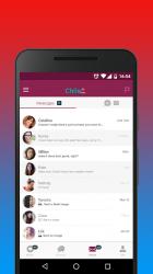 Captura de Pantalla 6 de Chile Social - Chatear, Citas y Ligar con Chilenas para android