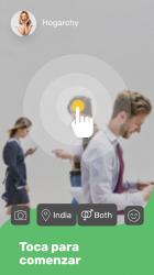 Imágen 6 de Conoce gente y amigos nuevos a través de VideoChat para android