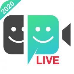 Captura 1 de Conoce gente y amigos nuevos a través de VideoChat para android