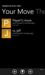 Screenshot 5 de Words By Post Free para windows