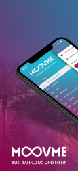 Captura de Pantalla 2 de MOOVME - Fahrplan & Tickets für Mitteldeutschland para android