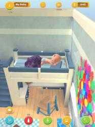 Screenshot 12 de Mi habitación de bebé (bebé virtual) para android