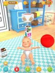 Captura de Pantalla 13 de Mi habitación de bebé (bebé virtual) para android