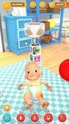 Imágen 5 de Mi habitación de bebé (bebé virtual) para android