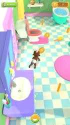 Screenshot 6 de Mi habitación de bebé (bebé virtual) para android