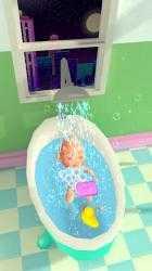 Screenshot 3 de Mi habitación de bebé (bebé virtual) para android