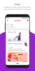 Captura de Pantalla 5 de Avon ON para android