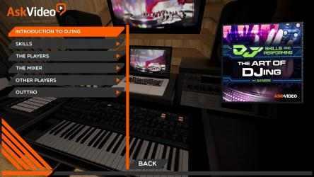 Captura 2 de The Art of DJing Course para windows
