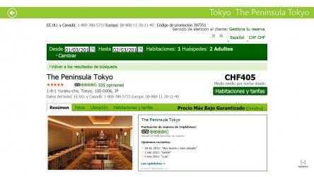 Imágen 4 de Hotels Tokyo para windows