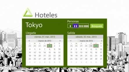 Imágen 1 de Hotels Tokyo para windows