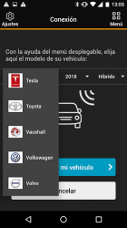 Screenshot 4 de OBDclick - Diagnóstico gratuito de auto OBD ELM327 para android