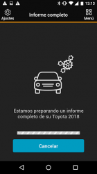 Screenshot 9 de OBDclick - Diagnóstico gratuito de auto OBD ELM327 para android