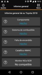 Screenshot 7 de OBDclick - Diagnóstico gratuito de auto OBD ELM327 para android