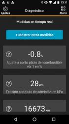 Captura de Pantalla 8 de OBDclick - Diagnóstico gratuito de auto OBD ELM327 para android